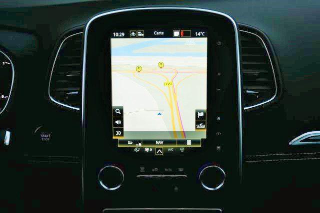 Renault Grand Scenic IV EDC Intens - Avignon Prix : 25 990 €