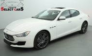 Maserati Ghibli 3.0 V6 275 Ch Prestige Avignon Prix : 53 998 €