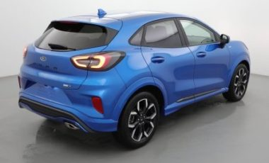 Ford Puma Ecoboost 155 Ch ST-Line X Prix : 25 990 €