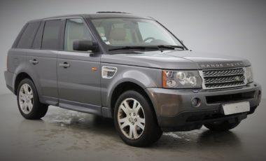 Land-Rover Range-Rover Sport TDV6 HSE