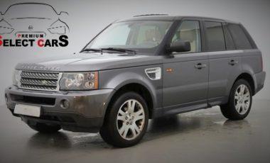Land-Rover Range-Rover Sport TDV6 HSE - Avignon Prix : 12 990 €