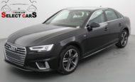 Audi A4 TDI 150 S-Tronic7 Design - Berline Prix : 31 598 €