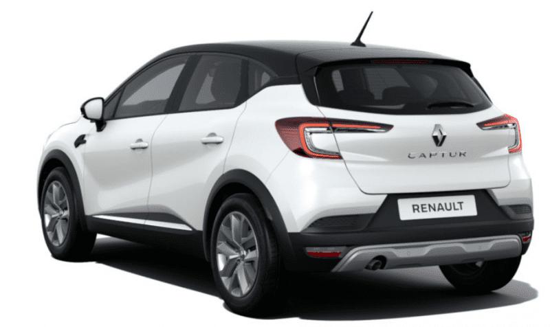 Renault Captur Nouvelle