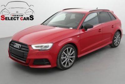 Audi A3 SportBack 35 TFSI 150 Ch S-Tronic7 S-Line plus Avignon Prix : 28 990 €
