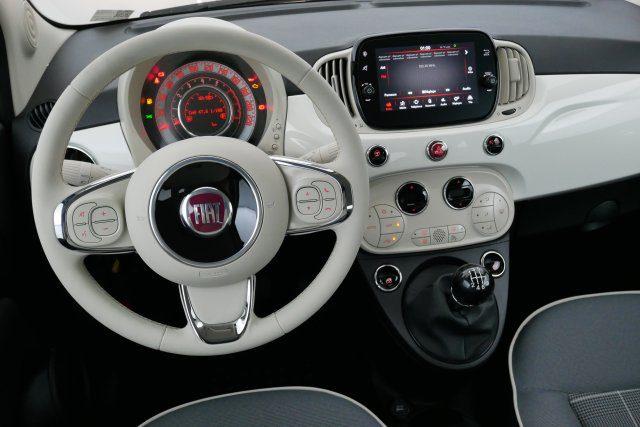 FIAT - 500C Serie 8 6d-temp 1.0 BSG S&S LOUNGE - Avignon Prix : 15 998 €