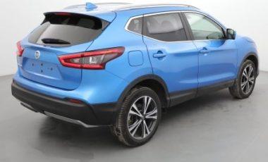 Nissan Qashqai 1.6 DCI 130 Ch N-Connecta - Avignon Prix : 22 998 €