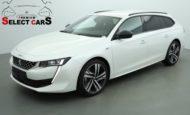 Peugeot - 508 SW NOUVELLE PURETECH 225 S&S EAT8 - GT Avignon Prix : 39 998 €